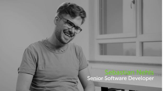 Meet Sebastian Nehls - Senior Software Developer