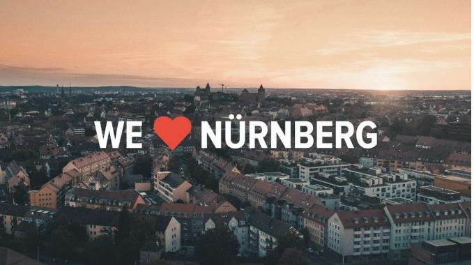 We ❤️ Nürnberg