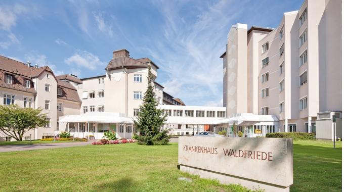 Imagefilm Krankenhaus Waldfriede 2016