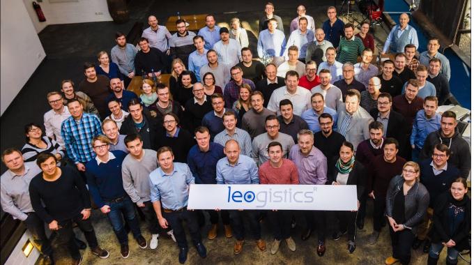 Wir stellen uns vor - leogistics GmbH