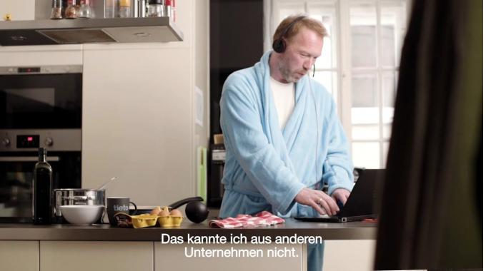 Tieto Truth Booth - Work-Life-Fun | Tieto Austria