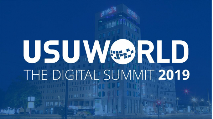 USU World 2019 - The Digital Summit