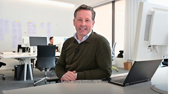 Working at AECOM – Tim Conley, Germany