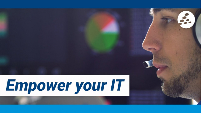 Empower your IT - Image-Trailer baramundi software AG