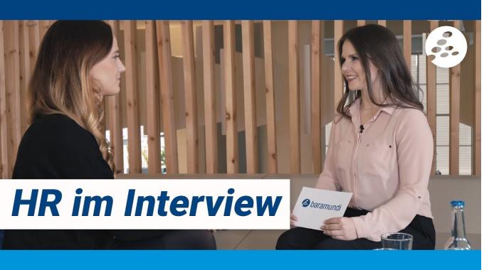 Werde baramundianer! | baramundi SPOTLIGHT - Interview mit Marie, Director HR