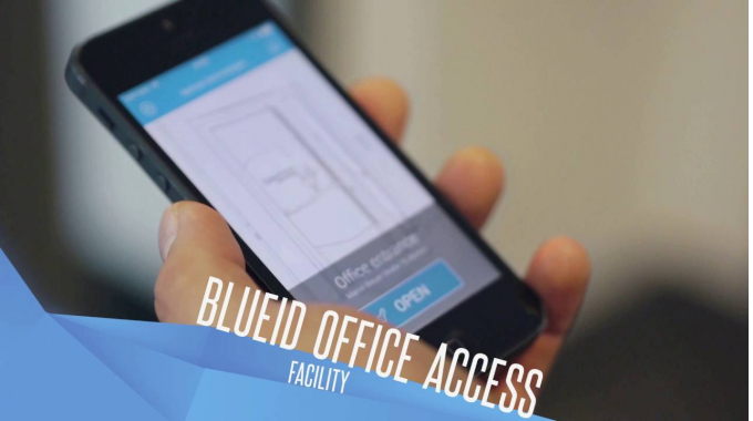 BlueID All-in-one IoT Access Control Solution