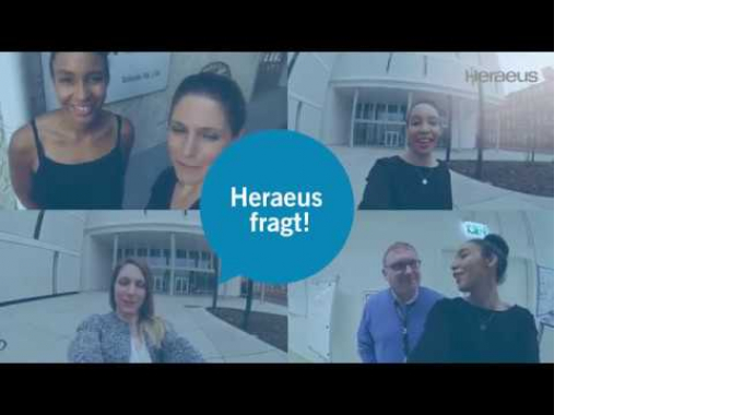 Customer Experience at Heraeus