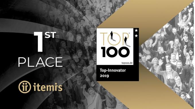 TOP 100 Innovator des Jahres 2019: itemis AG