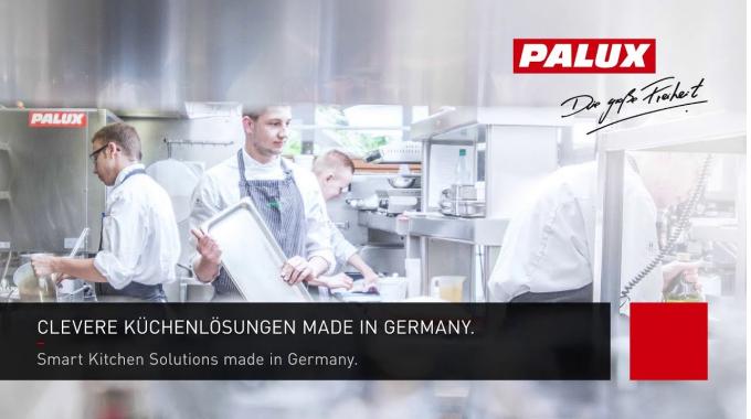 "PALUX: clevere Küchenlösungen ""made in Germany"""