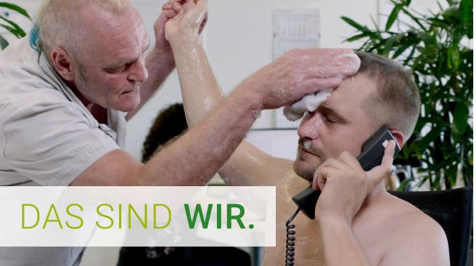 Imagefilm: Rehcura Personaldienstleistungen im Gesundheitsbereich GmbH