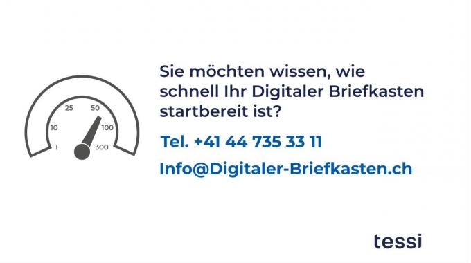 Digitaler Briefkasten - Dem papierlosen Büro einen Schritt näherkommen. - Sie haben die ...