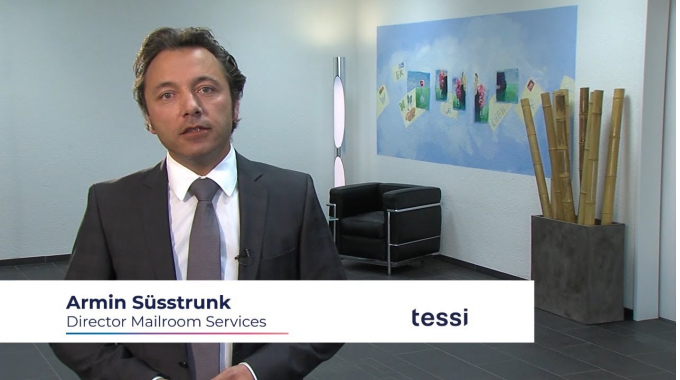 Mailroom Services bei Tessi Solutions