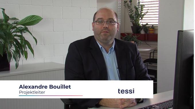Wir nehmen Ihre Post für Sie entgegen | Tessi Solutions