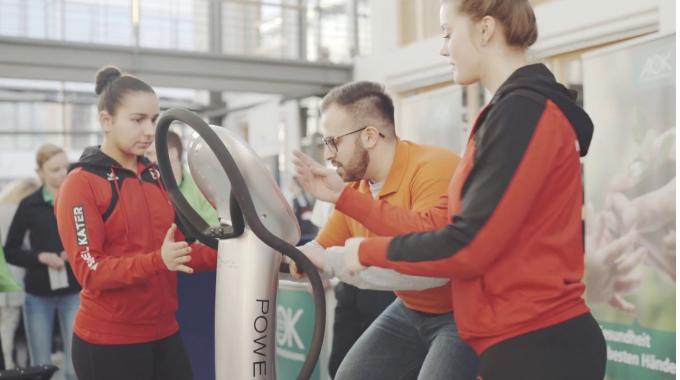Volksbank Mittelhessen Gesundheitstag 2019