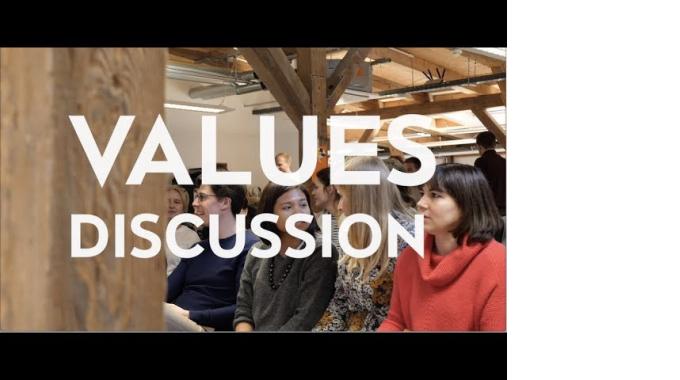 COMATCH Values Discussion