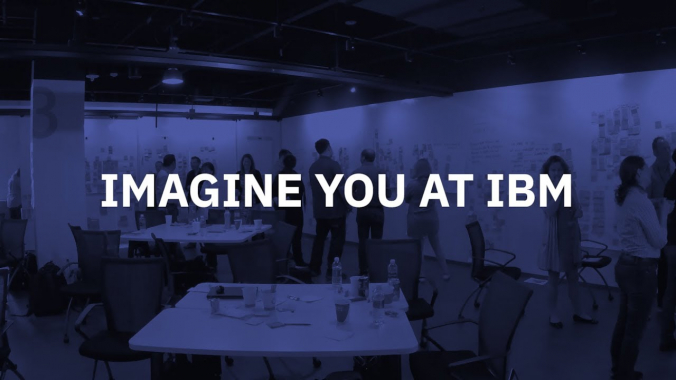 Imagine What You Can Do At IBM (#2)