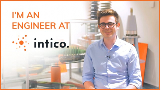 I'm an engineer at Intico.