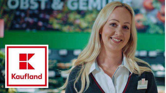 Kaufland Karriere stellt vor:  Unsere Marktleiterin Diana