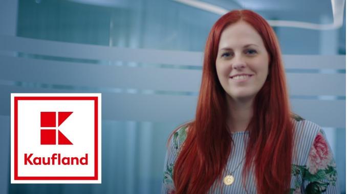 Kaufland Karriere stellt vor:  Unserere Einkäuferin Catarina