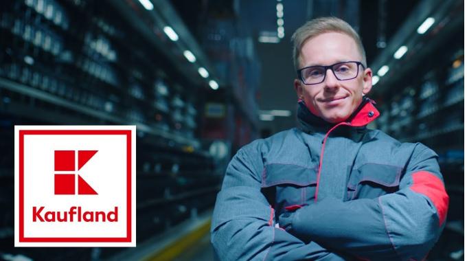 Kaufland Karriere stellt vor: Unser Schichtleiter Tobias aus der Logistik