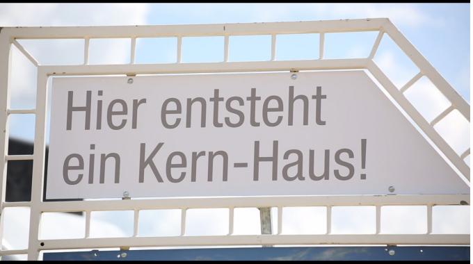 Bauleiter bei Kern-Haus: eine Verpflichtung!