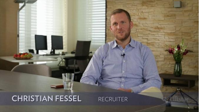 Liftstar Recruiter Christian Fessel im Gespräch