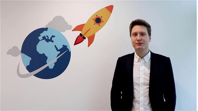 maiTalk mit Werkstudent Felix Zadro
