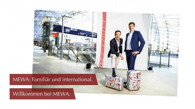 MEWA: Wir haben viel vor. - Daniel Krause und Günes Oliver Yenen