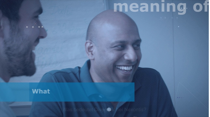 Meet Nexontis in 40 sec | Ravi Mandamada