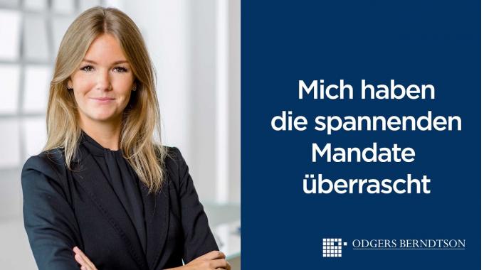 Regina Bock: Überrascht bin ich von den spannenden Besetzungsprojekten   Odgers Berndtson