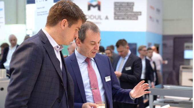 Ihr Anbieter für die smarte Fabrik der Zukunft
