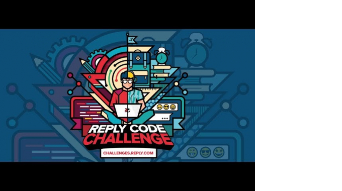 Reply Code Challenge 2019 Standard + Teen Edition - Register now!
