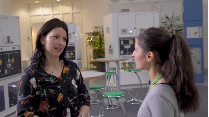 Arbeiten bei Schneider Electric in Regensburg - Behind the Technology