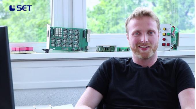 Einblicke in den Job - Teil 1: Was macht ein Hardware-Entwickler bei der SET?