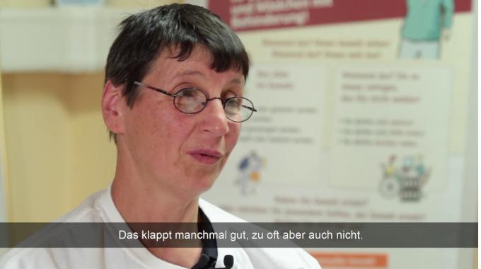Vorstellung der Frauen-Beauftragten der Stiftung Eben-Ezer