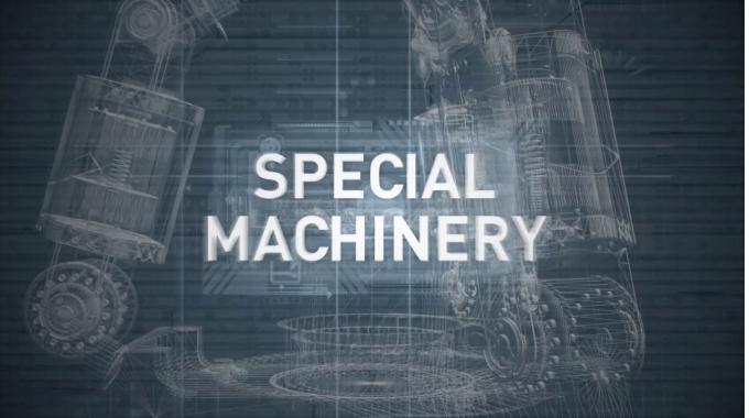 VESCON Special Machinery - Trailer