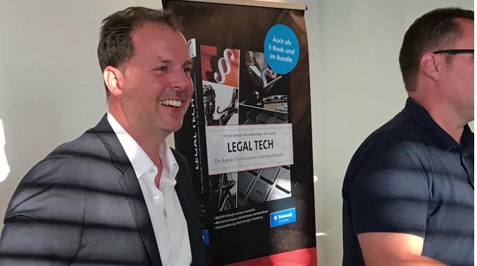 6.  Legal Tech MeetUp NRW Köln