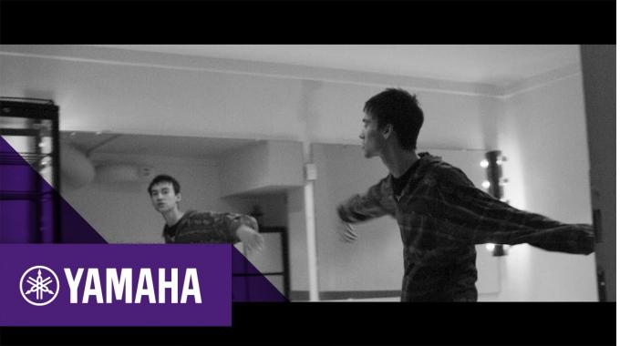 Backstage Waves | Jacob Collier | Yamaha Music