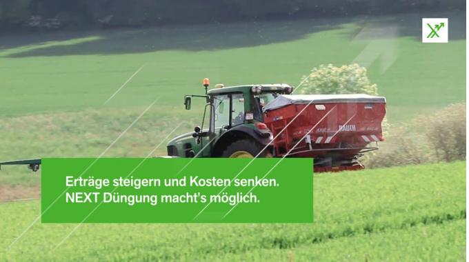 NEXT Farming - die neue Generation von Lösungen für die Landwirtschaft