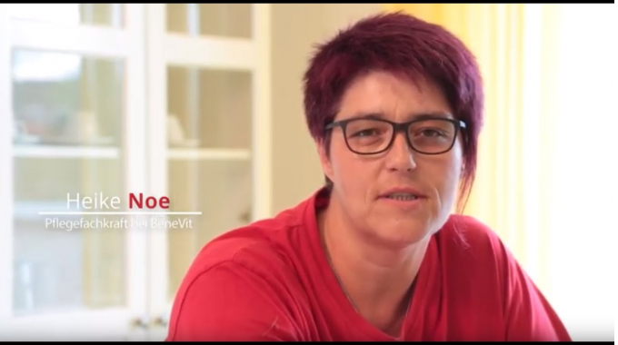BeneVit Gruppe |  Pflegefachkraft