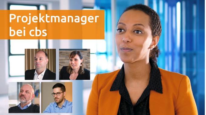 Projektmanager für SAP-Projekte erzählen aus ihrem Job bei cbs Corporate Business ...
