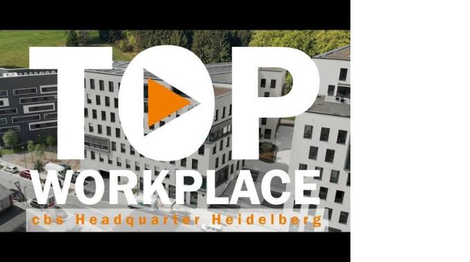 cbs HD Headquarter - cbs Corporate Business Solutions Heidelberg