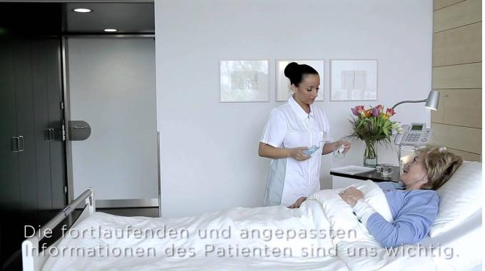 Die Pflege ist unsere Visitenkarte (2016) - Klinik Hirslanden