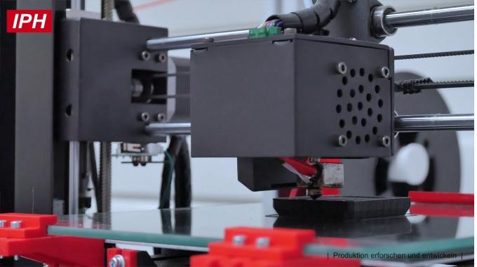 Automatisierter 3D-Druck