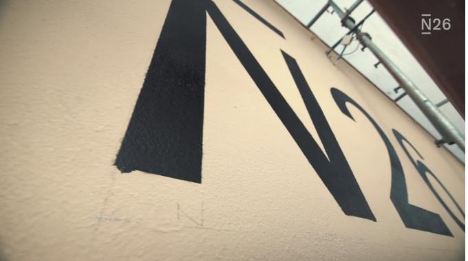 N26 - East Side Gallery Branding Berlin