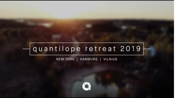 Company retreat 2019