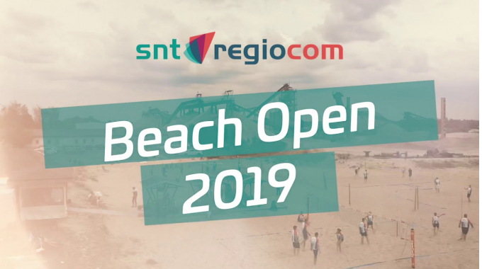 4. snt-regiocom Beach Open