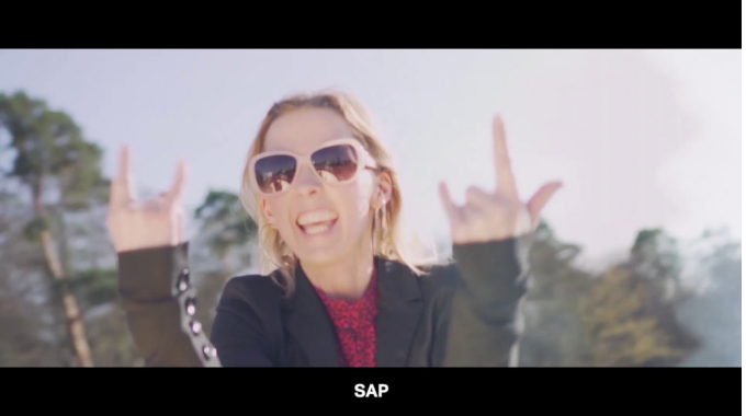 """SAP & SUSE - """"A Force for Change"""""""
