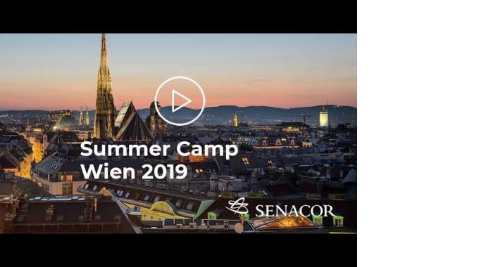 Senacor Summer Camp Wien 2019