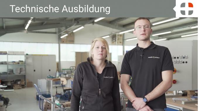 technische Ausbildung bei Stadler + Schaaf